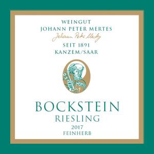 2017 Bockstein Riesling