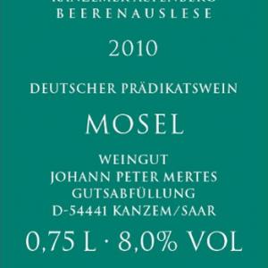 2010 Kanzemer Altenberg Beerenauslese