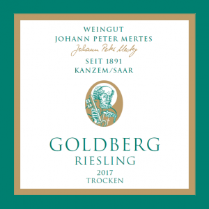 2017 Goldberg Riesling