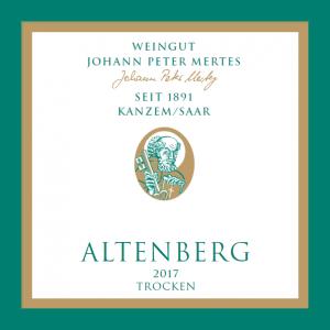 2017 Altenberg Spätlese – Alte Reben