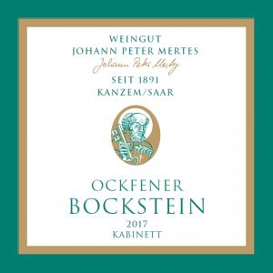 2017 Ockfener Bockstein Riesling Kabinett