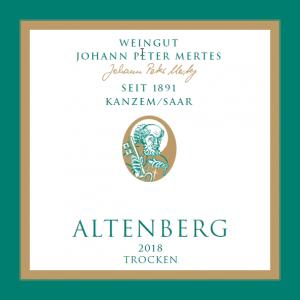2018 Kanzemer Altenberg Riesling Spätlese Alte Reben trocken