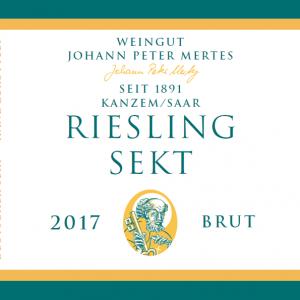 2017 Riesling Sekt brut