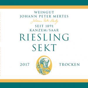 2017 Riesling Sekt trocken