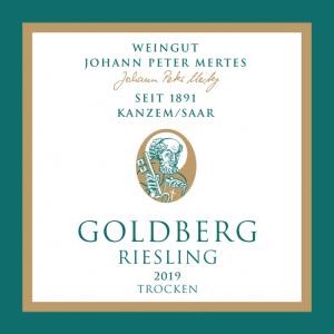 2019 Goldberg Riesling