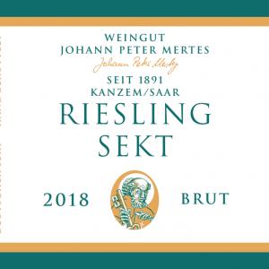 2018 Riesling Sekt brut