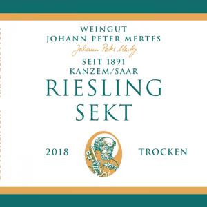 2018 Riesling Sekt trocken