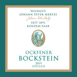 2019 Ockfener Bockstein Spätlese