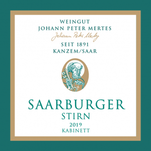 2019 Saarburger Stirn Kabinett