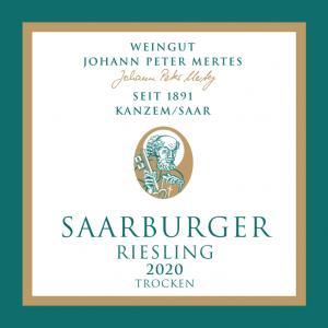 2020 Saarburger Stirn Riesling